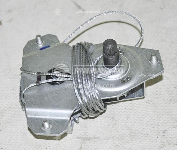 Фото №11 - механический стеклоподъемник ВАЗ 2110