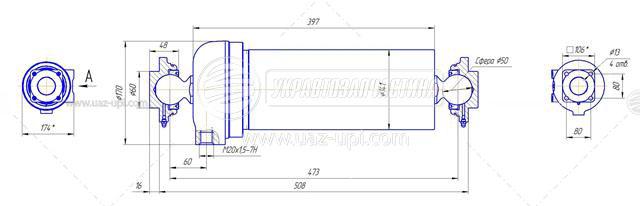 Подогреватель высокого давления ПВД-К-700-24-3,5 Бузулук Уплотнения теплообменника Этра ЭТ-016 Челябинск