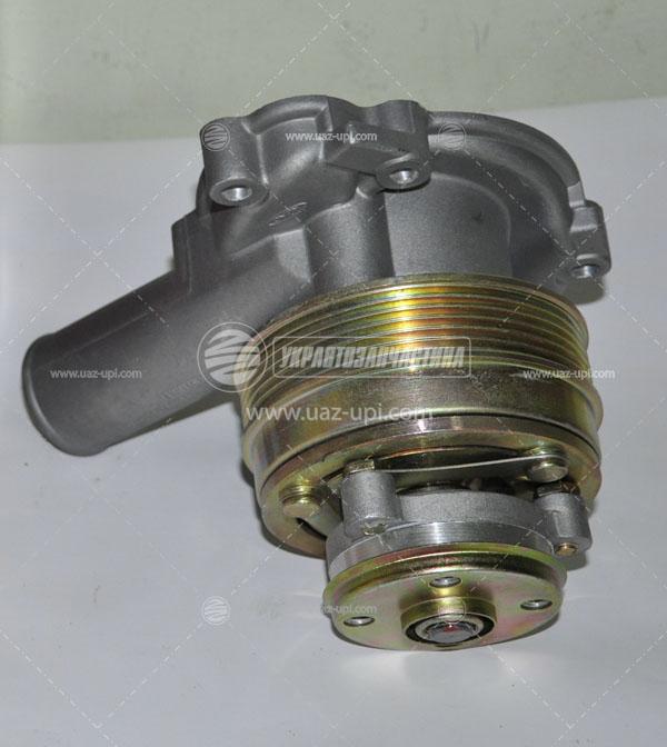 Насос водяной с эл.магнитной муфтой (Газель) н-о (ЗМЗ) 007A309.114.162BF - - УкрАвтоДеталь.