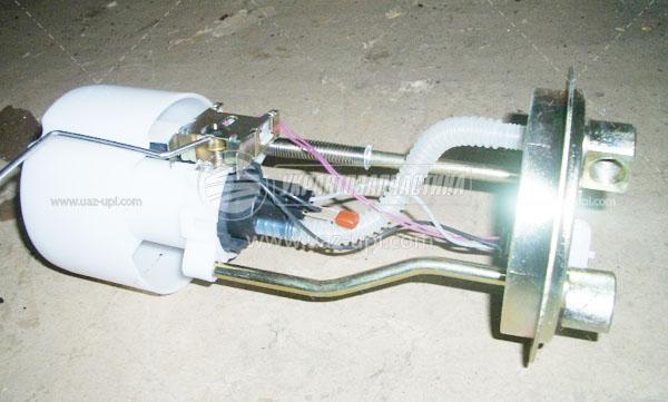 Насос топливный (модуль) эл. погружной (Цитрон) под штуцер.  Газель 3302 2705 3221 Соболь.