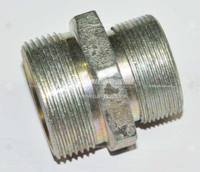 Кран отопителя 3110, 3302 дв.406 электрический (РНКУ.