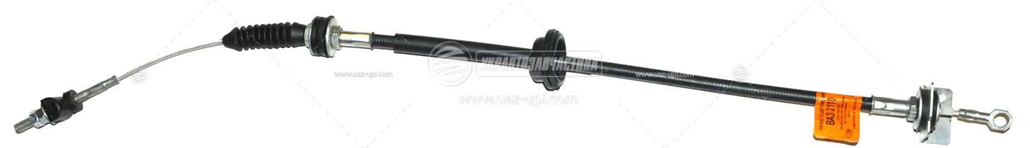 Фото №17 - трос сцепления ВАЗ 2110