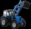 Навантажувач фронтальний сільськогосподарський ПФС-0, 75 зі змінними робочими органами