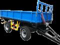 Причіп тракторний двовісний самоскидний 7СХ-5Т