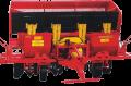 Картоплесаджалка причіпна 4-рядна автоматична елеваторного типу Л - 207