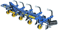 Культиватори універсальні для прополки та підгортання картоплі серії КПУ