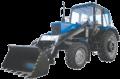 Навантажувальне обладнання ПФ-0.8 з ковшем