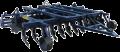 Агрегат ґрунтообробний дисковий причіпний АГД-4,5Н