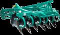 Агрегат ґрунтообробний дисковий з пружинною ресорою типу АГР(навісний)