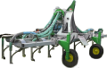 Адаптер для внутрішньоґрунтового внесення рідких органічних добрив АВВ-6