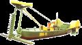 Човен-косарка для прибирання очерету ЛК-12