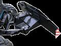 Відвал бульдозерний поворотний ДЕМ-1002НО