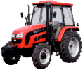 Трактор FOTON FT 1054