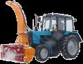 Снігоочищувач шнекороторний ФРС-200М