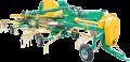Граблі роторні ГР-700П