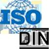 Класифікаціягідравлічних масел за ISO та DIN