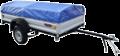 Прицеп с тентом КрКЗ-200 (низкий тент)