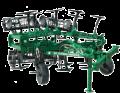 Культиватор широкозахватний напівнавісний КШН-5, 6 «Резидент»