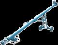 Завантажувач шнековий пересувний ЗШП - 10 (40)