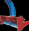Снігоочисник шнекороторний механічний МСР-200