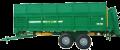 Машина для внесення твердих органічних добрив МТУ-24