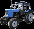 Трактор МТЗ-82.1 з малою кабіною