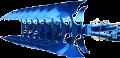 Реверсивний плуг PRXM-78