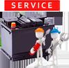 Послуги з перевірки та обслуговування акумуляторів
