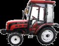 Міні-трактор LOVOL FT 244 з кабіною
