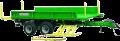 Самозавантажувальний візок DROMADER T-150/1 (SIPMA, Польща)