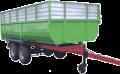 Тракторний самоскидний причіп ТСП-10