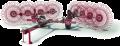 Граблі колісно-пальцеві ГКП-600 Kolibri V