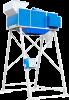 СПО - решітний сепаратор попереднього очищення