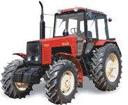 Універсально-просапний трактор Беларус 1221.2